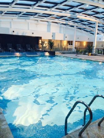 Millennium Hotel Chengdu: 超赞的室内恒温游泳池