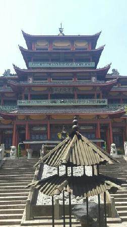 Hengdian Dazhi Temple: 正大光明