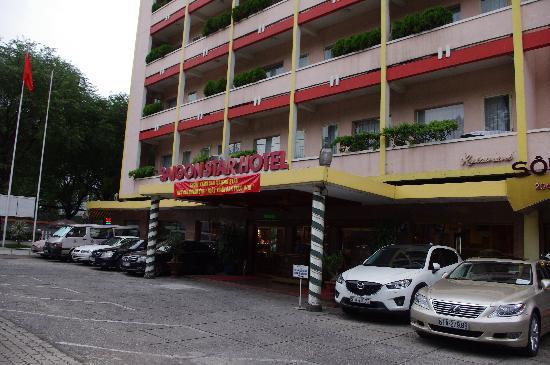 Saigon Star Hotel: 门面