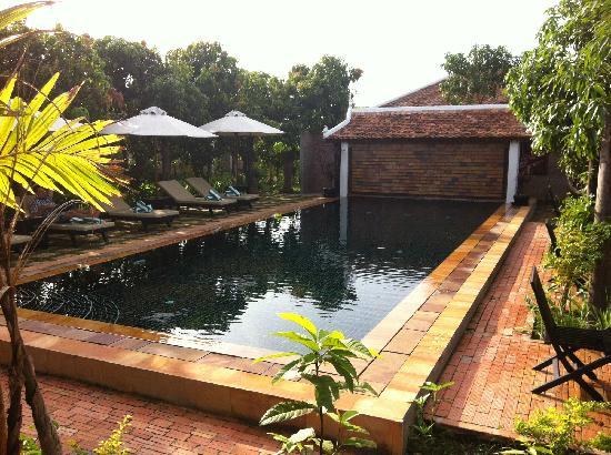 Bunwin Residence : 游泳池