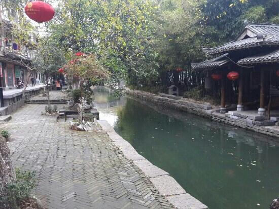 Xing'an Qincheng Water Street Scenic: 水街