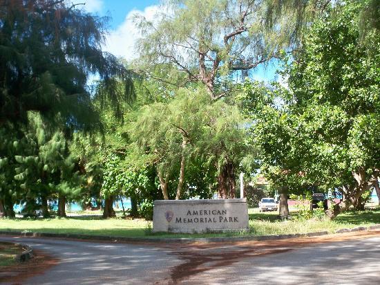 American Memorial Park : 美国纪念公园