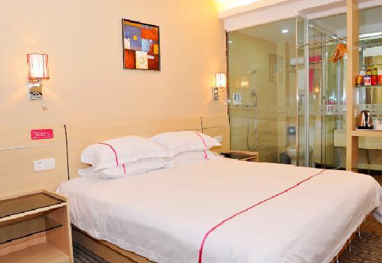 Bo Jie Fashion Hotel Shishi Quanying: 酒店官方照片