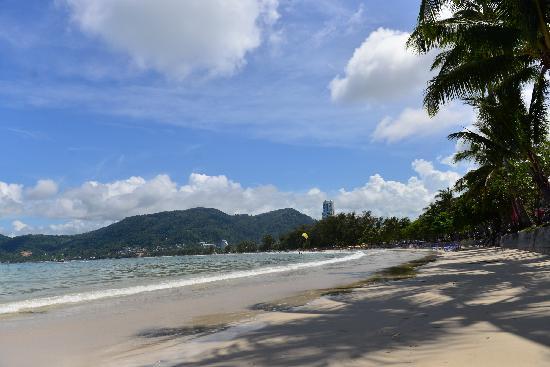Patong beach,Phuket island,Thailand