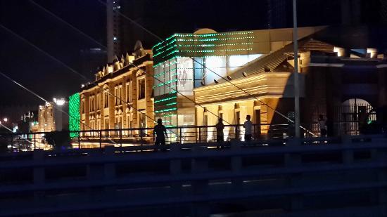Hubei Provincial Museum: 楚河汉街