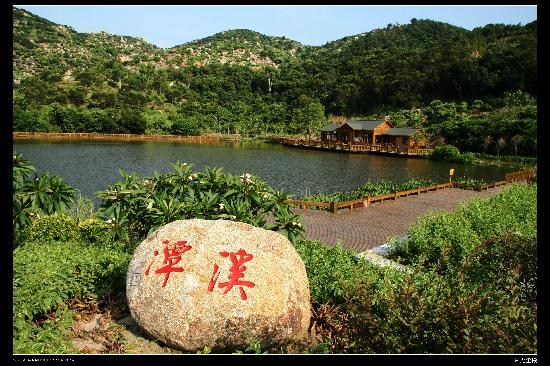China Merchants Hotel: 附近风景图-溪潭