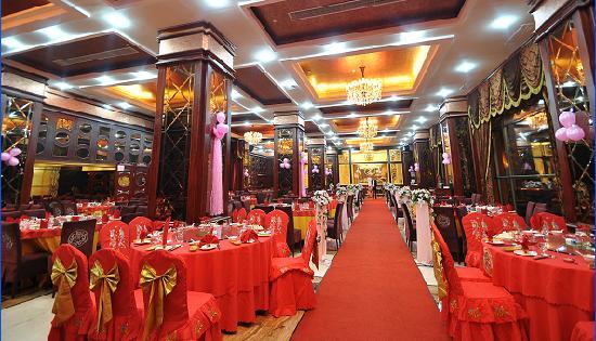Huihao International Hotel: 宴会厅