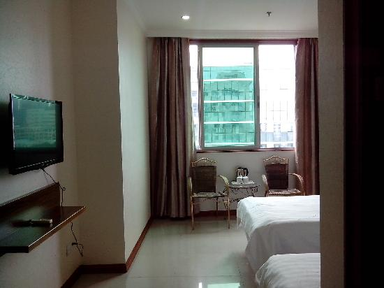 Yijin Hotel: 时尚双床房