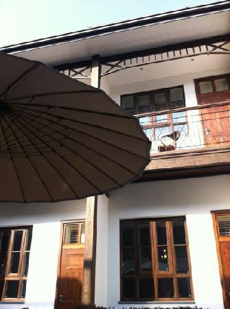 Chaptel Hangzhou: 中庭