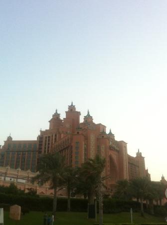 Atlantis, The Palm: aichan