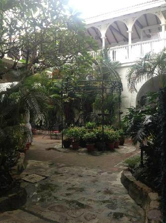 White Knight Hotel Intramuros: view