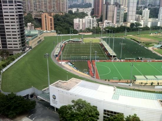 Happy Valley Racecourse: 香港赛马会马场