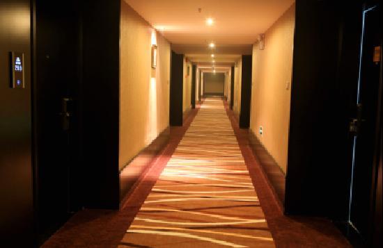 Jiahe Shangju Hotel: 酒店走廊1