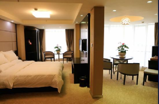 Jiahe Shangju Hotel: 茶艺套房1