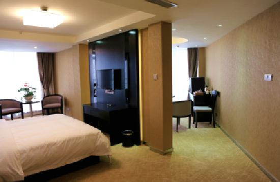 Jiahe Shangju Hotel: 茶艺套房2