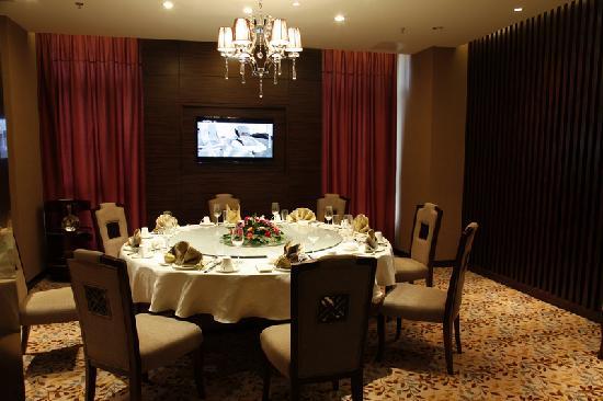 Newyantai Hotel Hainan : 中餐厅包厢