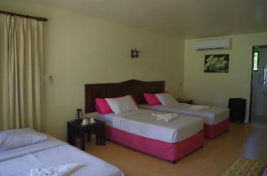 Ban Raya Resort & Spa: 房间