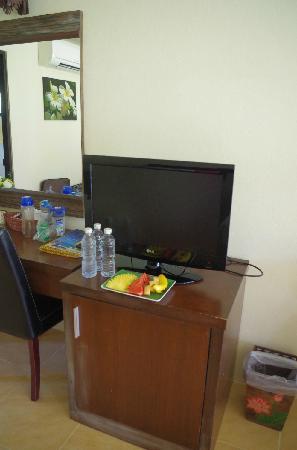 Ban Raya Resort & Spa: 欢迎水果