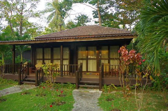 Ban Raya Resort & Spa: 我们住的小屋
