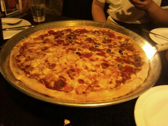 The Kro's Nest(Sanlitun) : 这里的披萨永远这么给力!