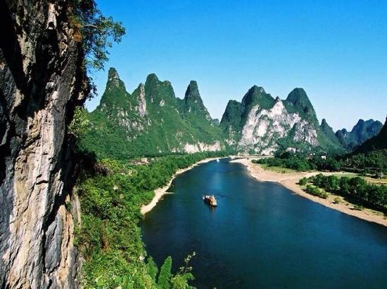 Guilin Yaoshan Mountain Scenic Resort: 美