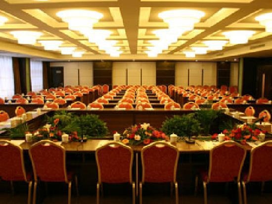 Baodao Conference & Exhibition Center Hotel : 九号会议室