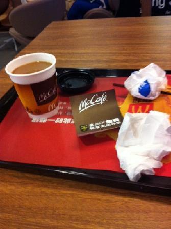 McDonald's (WuShan)