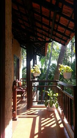 Rang Garden Bungalow Resort: 环境优美的连排小木屋