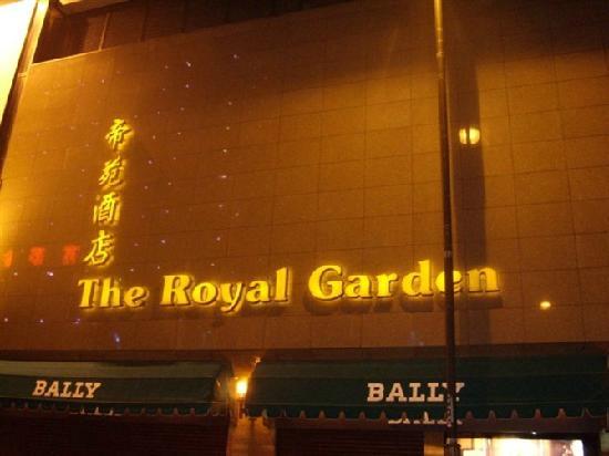 The Royal Garden: 3