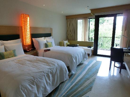Renaissance Phuket Resort & Spa: 标准间
