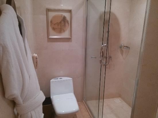 Ritan Hotel: 卫生间