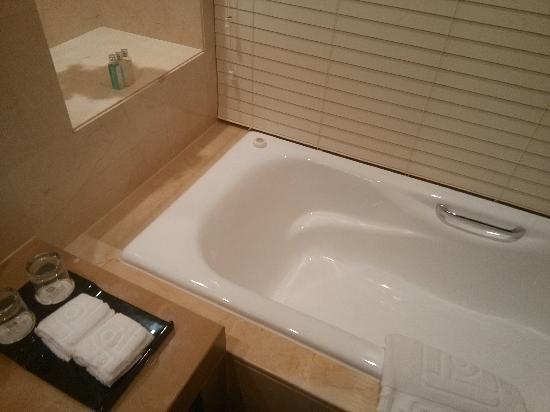 Ritan Hotel: 浴缸