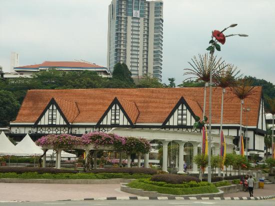 Merdeka Square : 1