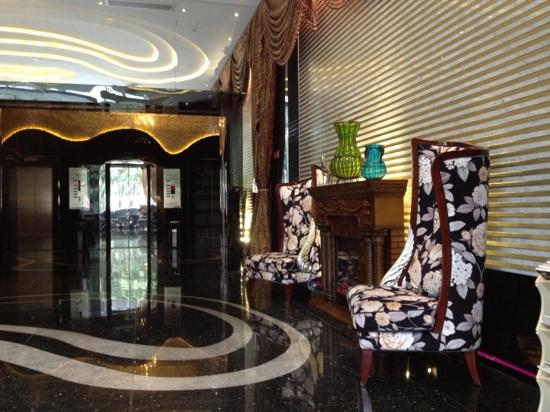 Xiamen Tegoo Hotel: 大堂