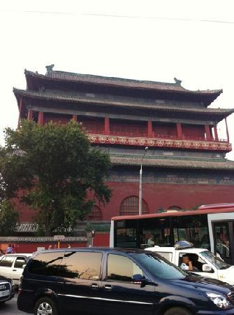 北京鼓楼西街商业街