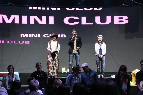 Club Med Guilin: 非常好玩的Mini Club Show