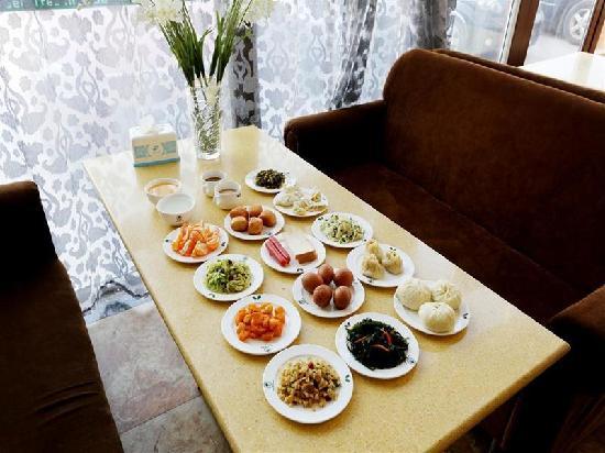 江苏省射阳县: 早餐