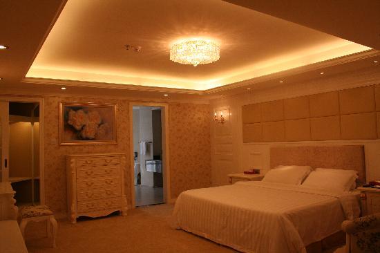Regency Hotel : 套房房间
