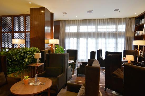 Jasmine International Hotel: Moly Coffee