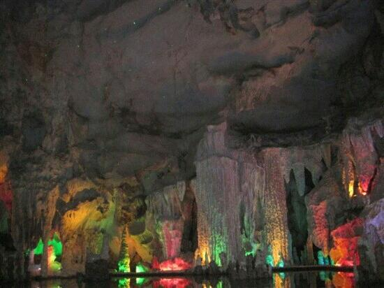 Moon Water Cave: 好看
