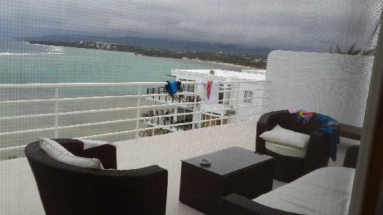 Cohiba Villas : 阳台
