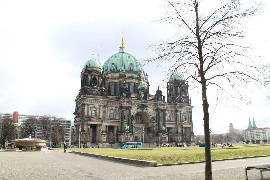 Berlin Cathedral: Berliner Dom