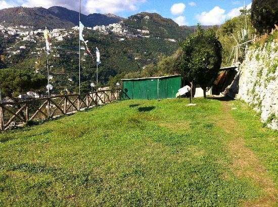 Agriturismo Il Campanile: 外边