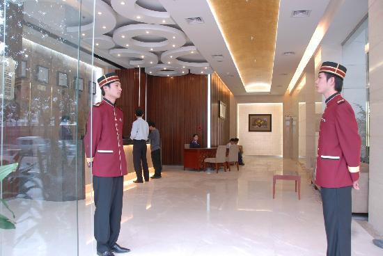 Shangde Hotel: datang