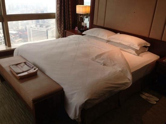 Crowne Plaza Nanjing Hotel & Suites: 皇冠假日