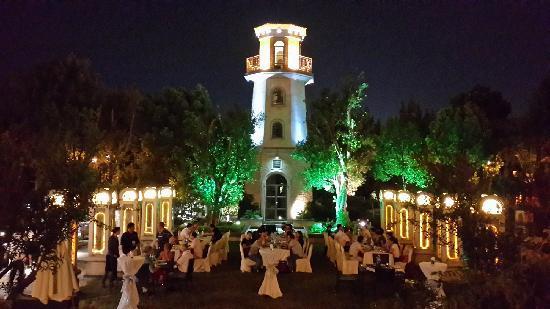 Sofitel Shanghai Sheshan Oriental: haitan2
