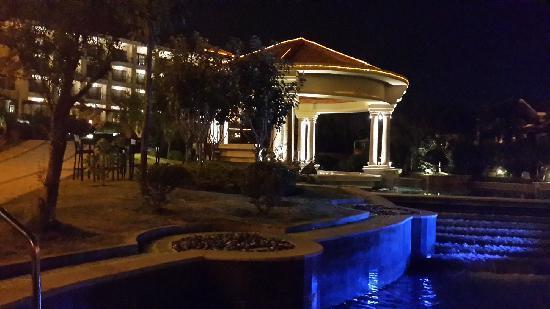 Sofitel Shanghai Sheshan Oriental : haitan3