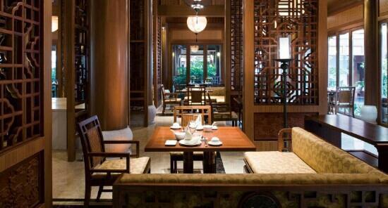 InterContinental Xishuangbanna Resort : 餐厅