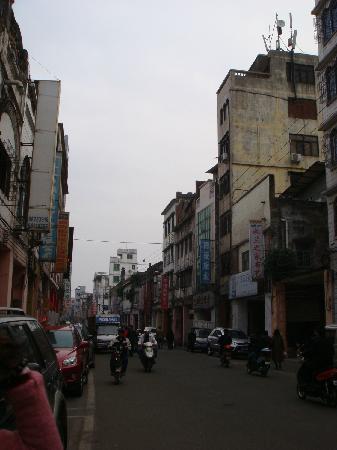 Qilou Old Street: 1