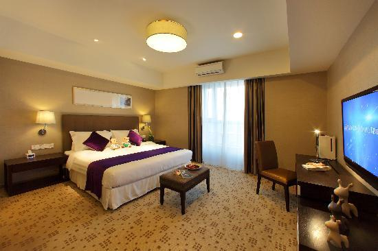 Somerset Heping Shenyang : 3BRM Executive_Bedroom1